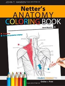 Netter´s Anatomy Coloring Book: with Student Consult Access