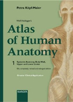 Wolf-Heidegger's Atlas of Human Anatomy 1