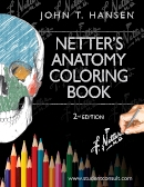 Netter's Anatomy Coloring Book, 2nd Edition