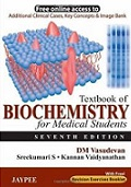Textbook Biochemistry for Medical Students 7e
